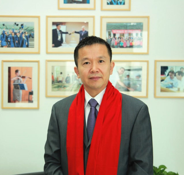 Guangbin WANG: Three Features of High-level Internationalized Business Education